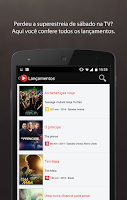 Screenshot of Telecine Play - Filmes Online