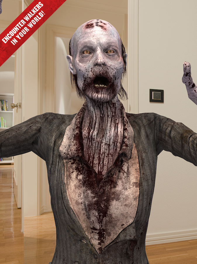 The Walking Dead Encounter- screenshot