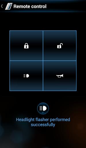 BMW i Remote 1.7.2.ECE screenshots 3