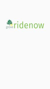 groveRideNow - náhled