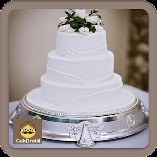 Nejlepší nápad na svatební dort - náhled