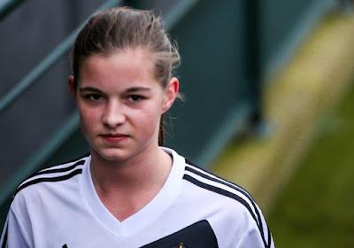 Jonge speelster Gent is sportvrouw van het Jaar
