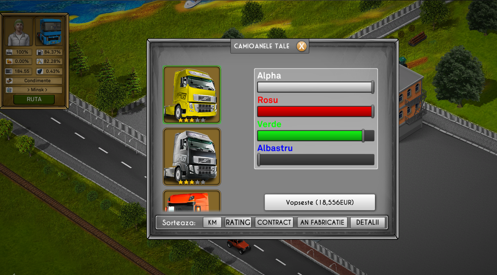 [RO-Only] VDTruck: Last Convoy- screenshot