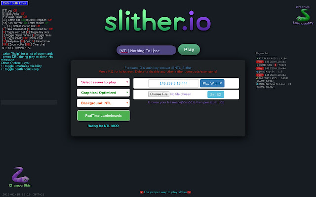 download slither.io windows 7