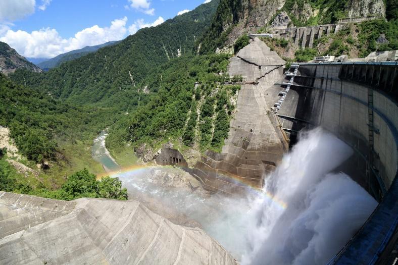 Tateyama waterfall