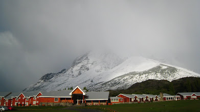 Photo: Refugio in Patagonia