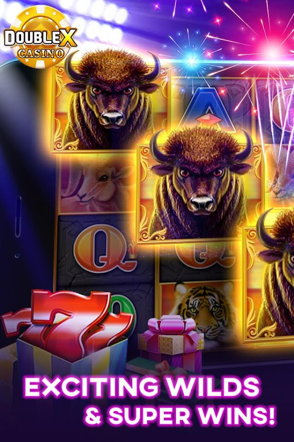 DoubleX Casino - Free Slots- screenshot
