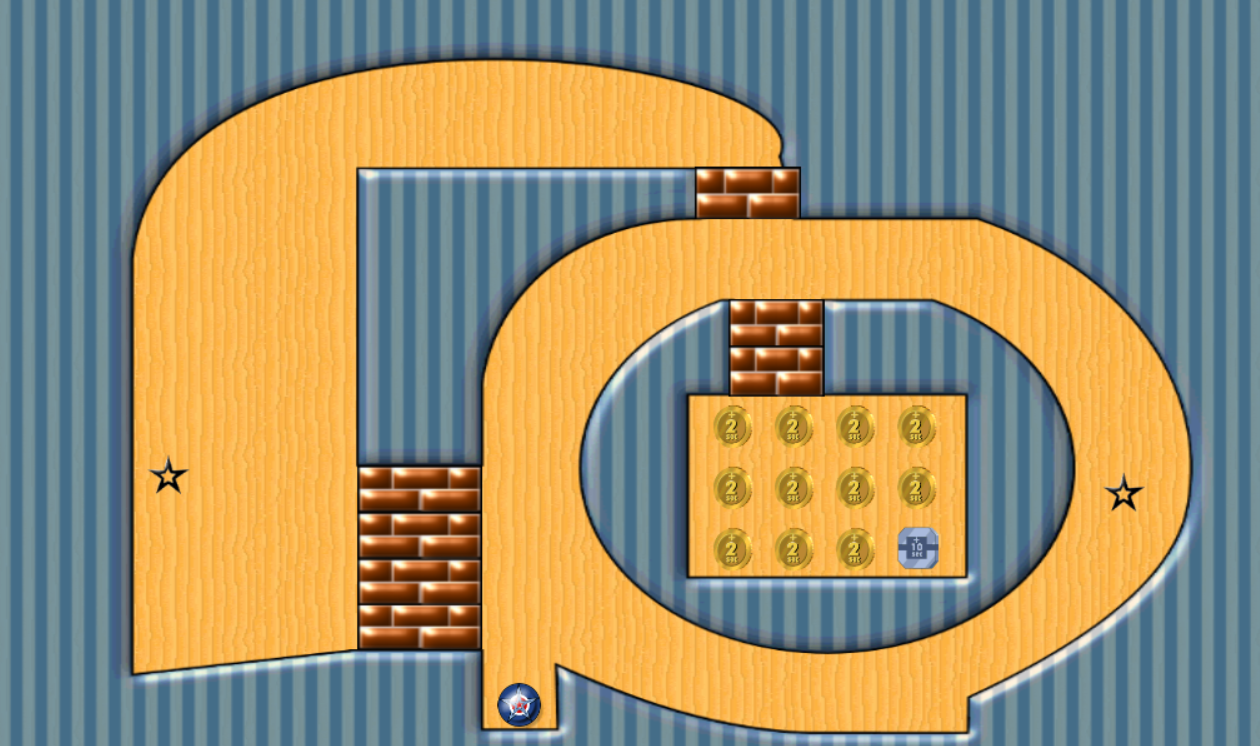 SHUFFA BALL puzzle action- screenshot