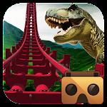 Real Dinosaur RollerCoaster VR 2.9