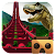 Real Dinosaur RollerCoaster VR file APK for Gaming PC/PS3/PS4 Smart TV