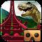Real Dinosaur RollerCoaster VR 1.2 Apk