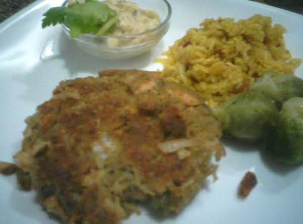 Salmon Patties A La Jane #Recipe 2