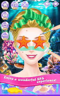 Mermaid-Princess-Beauty-Salon 7