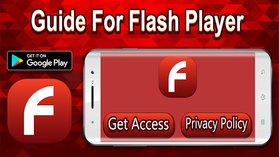 Guide for flash player - náhled