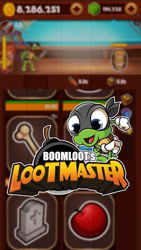 LootMaster: Idle Incremental Clicker RPG Prizes apkdebit screenshots 1