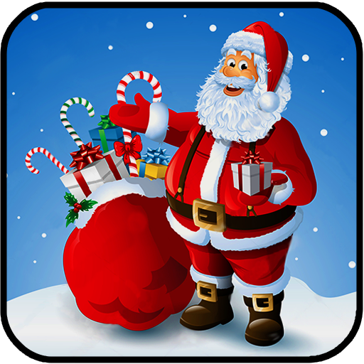 Santa Christmas Game - Xmas Presents