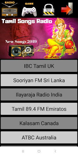 Radio Tamil Hd App Online App Report on Mobile Action - App Store