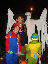 Photo: Lawn Acres 2010 Halloween
