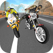impossible Moto Highway Redemption Race