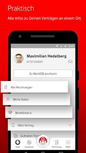 MeinVodafone  screenshots 3