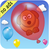 Child Laughing Pop Balloon