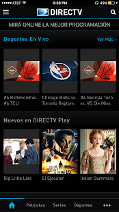 DIRECTV- screenshot thumbnail