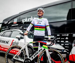 Ook wereldkampioen haakt af voor Belgische koers