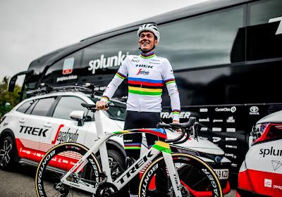 Pedersen verrast Ackermann en zet regenboogtrui in de verf in Polen, Italiaan van Deceuninck-Quick.Step derde