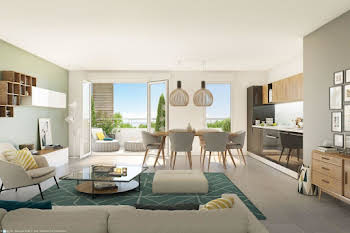 Appartement 6 pièces 136 m2