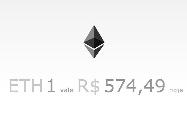 Ethereum Hoje