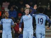 Kevin De Bruyne (Manchester City) speelt zich met sterke prestaties in straf lijstje