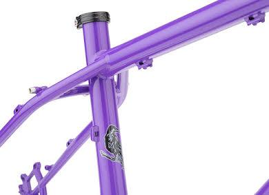 Surly Wednesday Fat Bike Frameset - All-Natural Grape alternate image 2