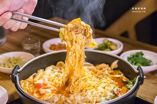 韓虎嘯 Tigerroar(高雄)韓式年糕火鍋,銷魂起司!漢神巨蛋必吃美食