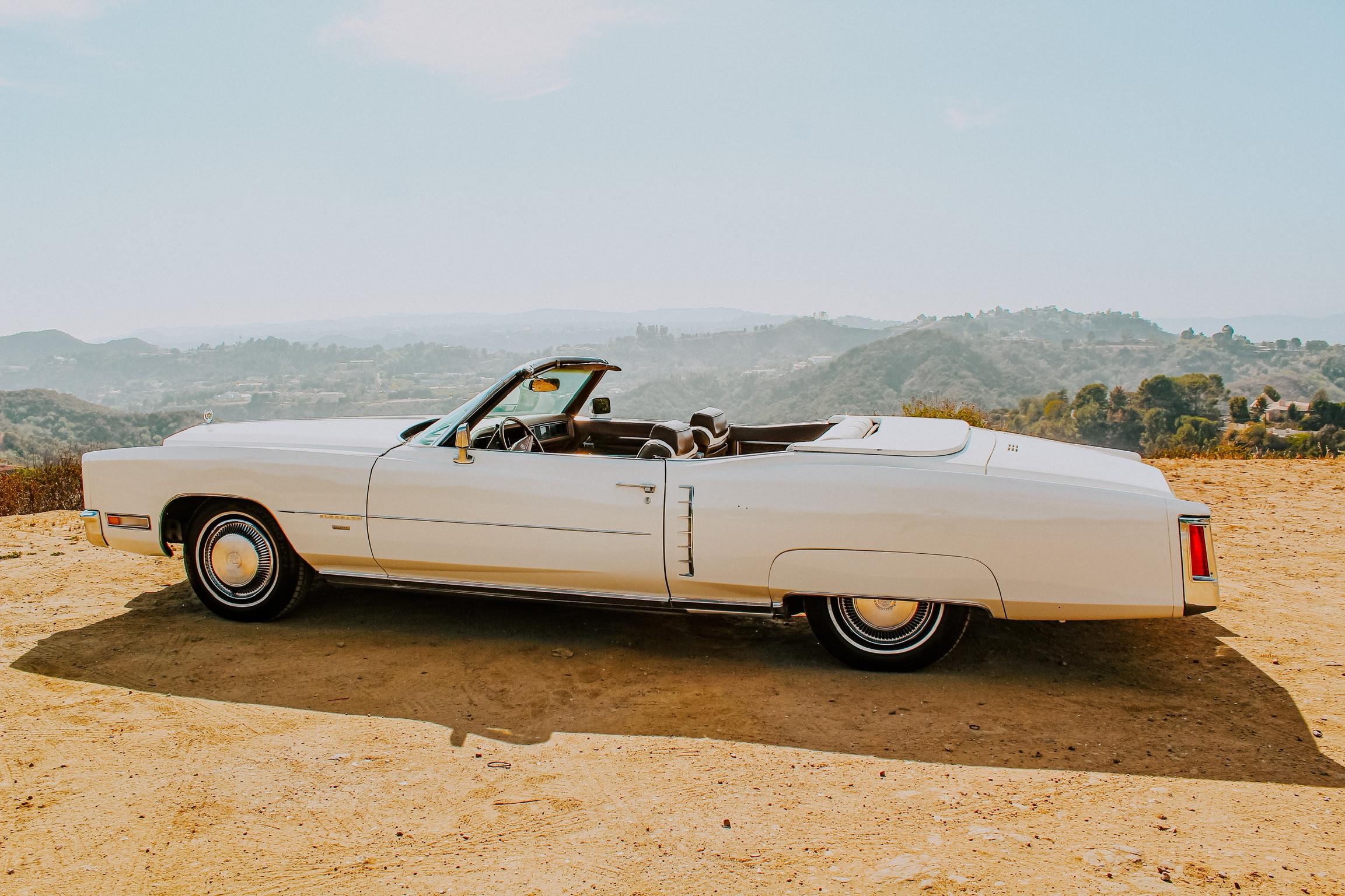 Cadillac Eldorado Hire Sherman Oaks