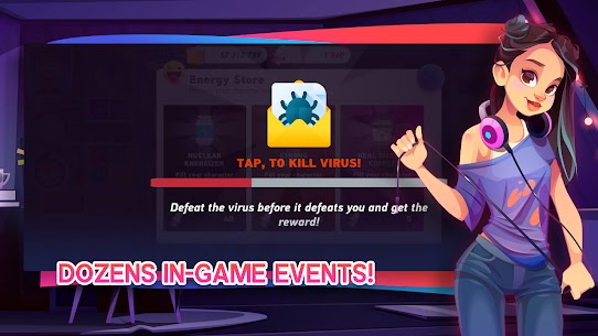 Freelancer 2: Idle gamedev life simulator [VIP] 6