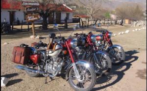 Amérique du sud à moto