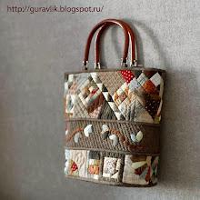 Photo: Японская сумочка.