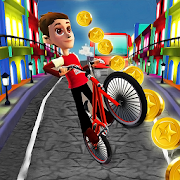 Download Subway Bike Racing Super Boy APK for Android Kitkat