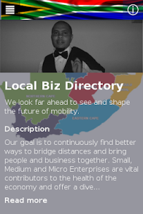 Local Biz Directory- screenshot thumbnail