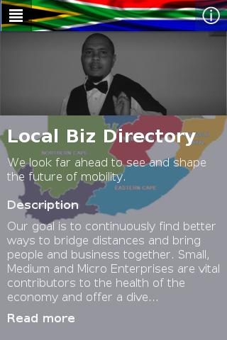 Local Biz Directory- screenshot