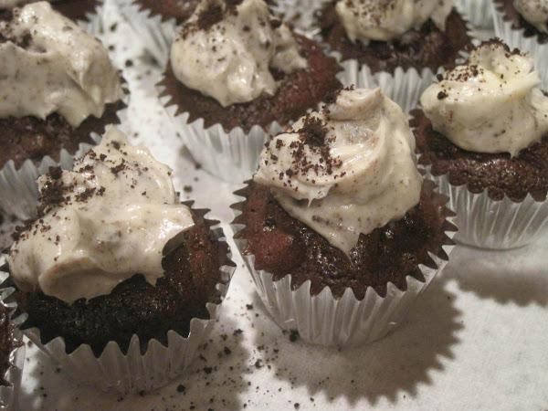 Mini Oreo Brownie Cupcakes Recipe