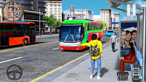 Modern City Coach Bus Driving Simulator: Bus Rider V1.0.7 screenshots 5