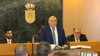 Juan José Bonilla, concejal en El Ejido.