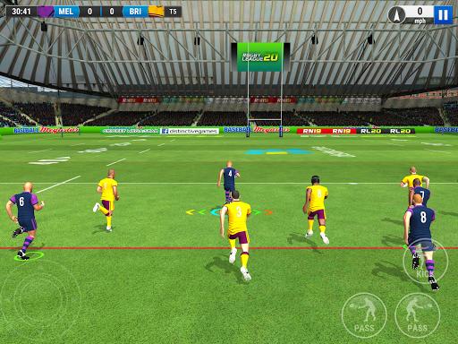 Rugby League 20 1.2.0.47 screenshots 15