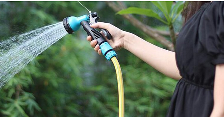 Amazon: Garden Hose Nozzle Sprayer Only $3.81! - Common Sense With ...