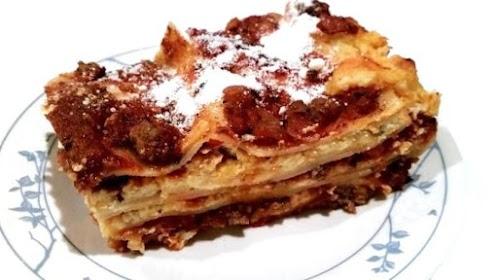 Cassie's Crockin Lasagna