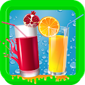 Jus fabricant: fruits Boisson icon