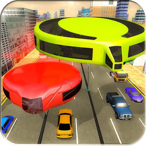 Gyroscopic bus city transporter: public transit (game)