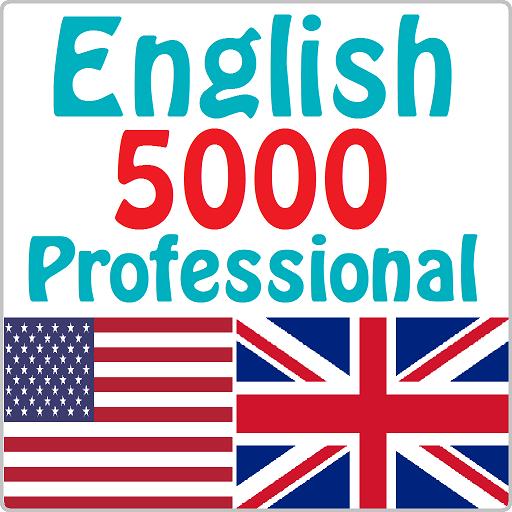 English 5000 Words Professional