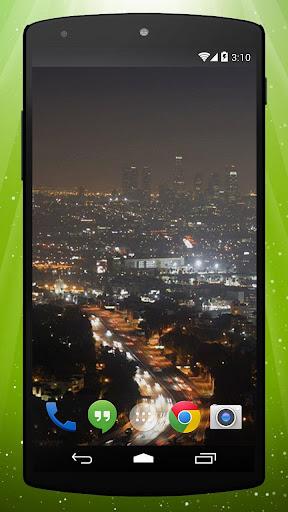 City Traffic Live Wallpaper